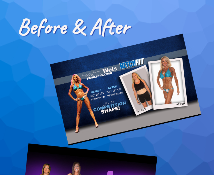 Hitch Fit Before & After